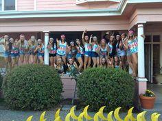 Gamma Phi Beta at Cal Poly SLO #GammaPhiBeta #GammaPhi #BidDay #sorority #CalPolySLO