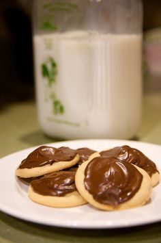 peanut butter cup cookies...recipe