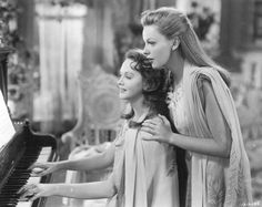 Lucille Bremer and Judy Garland in Meet Me In St. Louis (1944) -I just want to say that this^ is one of my most favorite movies and to own a dvd copy would be amazing