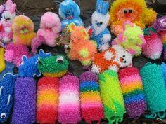 Мочалки для детей и взрослых Baby Knitting, Baby Afghans
