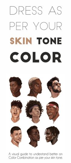 Colours That Flatter Your Skin Tone: For Men — Mens Fashion Blog - The Unstitc