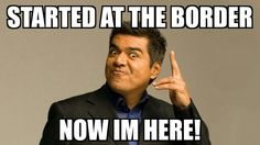 George Lopez... Funny Quotes, Funny Memes, Funny Shit, Funny Stuff, Hispanics Be Like, George Lopez, Mexican Problems, Mexican Humor, Lol