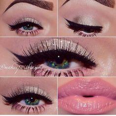 Prom Makeup? ♥