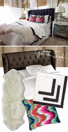 Get the Look: Hunted Interior Bedroom