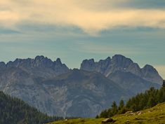 Mountains in Carinthia, Austria Free Photos, My Photos, Stock Photos, Carinthia, Austria, Mountains, Landscape, Nature, Travel