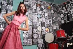 Venetia Ioakim fashion designer | Living Postcards - The new face of Greece