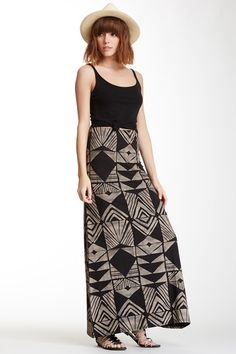 Billabong On Board Printed Maxi Skirt by Assorted on @HauteLook