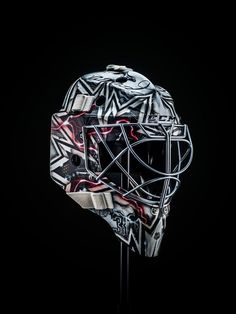 BarDown: Carey Price's first of two World Cup masks is an absolute beauty