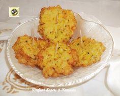 Frittelle di riso salate Blog Profumi Sapori & Fantasia
