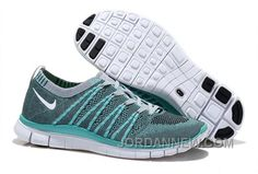 http://www.jordannew.com/nike-free-50-flyknit-mens-running-shoes-grey-jade-white-cheap-to-buy.html NIKE FREE 5.0 FLYKNIT MENS RUNNING SHOES GREY JADE WHITE CHEAP TO BUY Only $47.90 , Free Shipping!