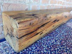 "Reclaimed Barn Beam Mantle 64"" x 8"" x 8"" - Whimsical Mantel - Fireplace Mantel - Rustic Mantle Shelf - Antique Barnwood Shelf - Home Decor by Harvestbilt on Etsy"
