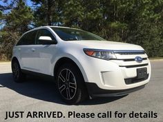 2013 FORD EDGE for sale at Marine Chevrolet Cadillac