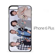 One Direction Friend iPhone 6 Plus Case