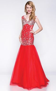 Envious 15001, Size 00, Red, $483