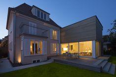 Anforderungen ändern sich - stimmige Erweiterung einer Bestandsimmobilie
