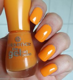 essence the gel nail polish – 66 shade of happiness   #essence #nailpolish #nagellack #nailart #naildesign #dmdrogerie #budni #rossmann