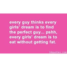 Hilarious quote!!