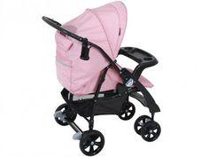 Carrinho de Bebê Passeio Burigotto AT6 Reclinável - 3 Posições para Crianças até 15kg com as melhores condições você encontra no Magazine Sualojaverde. Confira!