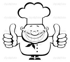 imagenes cocineros dibujos - Buscar con Google