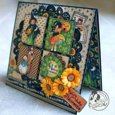 Arlene Cuevas July2012 G45 Happy Haunting card4