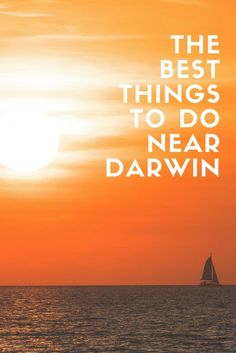 If you're looking for wild, tropical Australia, then look no further than Darwin. So here's our guide to the best waterfalls, animals and things to do just outside of Darwin. Outback Australia, Darwin Australia, Visit Australia, Australia Travel, Brisbane, Melbourne, Sydney, Great Barrier Reef, Rum Jungle
