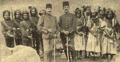 Yemen'de Osmanlı Jandarması, 1911..