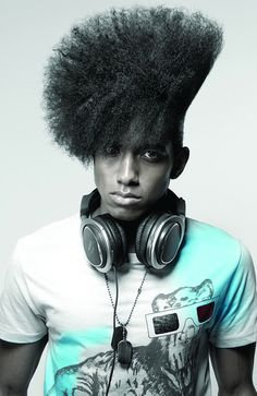 Craig Chapman Hair Design - 2013 Natural styles for black men.