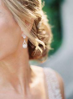 10 Πανέμορφα Σκουλαρίκια για τη Μέρα του Γάμου σου