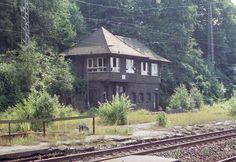 Drehscheibe Online Foren :: 04 - Historische Bahn :: Alte Stellwerke in Hagen - Teil 2