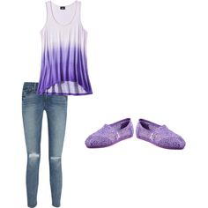 """""""Ombre"""" by tweetybyrd1998 on Polyvore"""