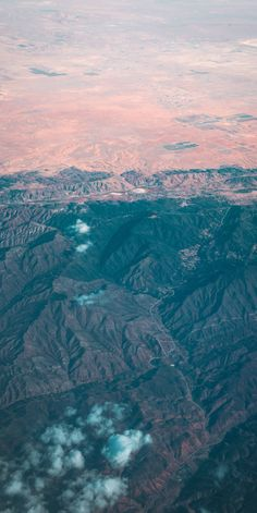 Iphone Wallpapers, Airplane View, Mountains, Abstract, Nature, Travel, Wall Papers, Backgrounds, Summary