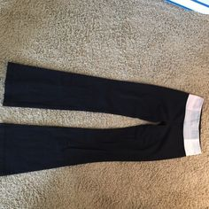 Lulu lemon groove pant Great condition, only worn a handful of times. lululemon athletica Pants Wide Leg