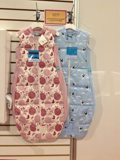 New baby swaddles & sleeping bags from ErgoPouch.