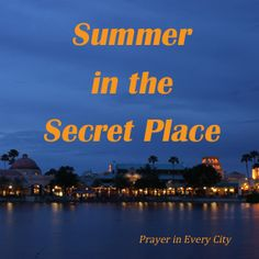 Scripture Memory Cards – Prayer In Every City