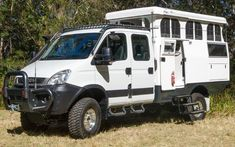 27 Earthcruiser Iveco Daily 4x4 Ideas 4x4 Motorhome Expedition Vehicle