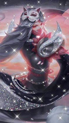 𝓛𝓾𝓸 𝓨𝓲 | 𝓣𝓮𝓷𝓴𝓸 Anime Neko, Kawaii Anime, Anime Guys, Mobile Legend Wallpaper, Hero Wallpaper, Iconic Characters, Anime Characters, Miya Mobile Legends, Alucard Mobile Legends