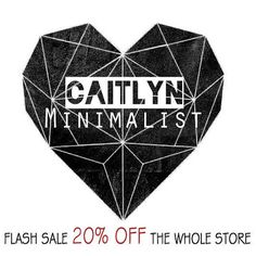 Browse unique items from CaitlynMinimalist on Etsy, a global marketplace of handmade, vintage and creative goods.