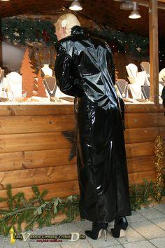 Vinyl Raincoat, Plastic Raincoat, Pvc Raincoat, Yellow Raincoat, Hooded Raincoat, Best Rain Jacket, Rain Jacket Women, Imper Pvc, Black Mac