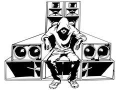 Freetekno soundsystem
