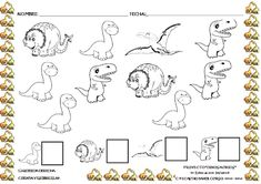 Dinosaur Worksheets, Dinosaur Activities, Dinosaur Projects, Dinosaur Crafts, Dinosaurs Preschool, Preschool Classroom, Stone Age, Coloring Pages, Comics