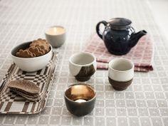 Johanna Gullichsen Dream Apartment, Design Crafts, Interior Inspiration, Mugs, Tableware, Kitchen, Weave, Boutique, Scandinavian
