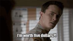 Funniest Scenes from Teen Wolf Season 4 Funny7B