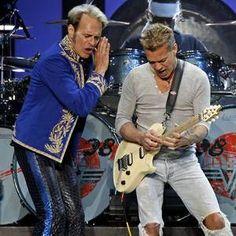 DLR & Eddie !!