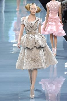 Christian Dior at Couture Fall 2008 - StyleBistro