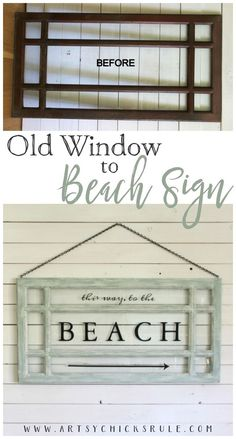 39 Trendy Home Sign Decor Old Windows Diy Home Decor Easy, Home Decor Signs, Handmade Home Decor, Cheap Home Decor, Easy Diy, Home Decoration, Diy Signs, Room Decorations, Wall Signs