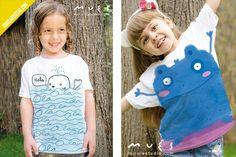monstruos en camisetas para niños - Buscar con Google