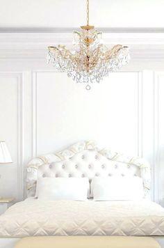 Image result for crystal chandelier bedroom