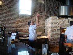 My new favorite restaurant. Tony's Downtown Supreme delighted the tastebuds without hurting the pocketbook. Their Brickoven pizzas are not to be missed!