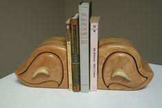 """Jewelry Box/Book Ends. 5""""H x 11""""W x 5""""D."""