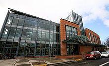 Eugene Public Library - Wikipedia, the free encyclopedia